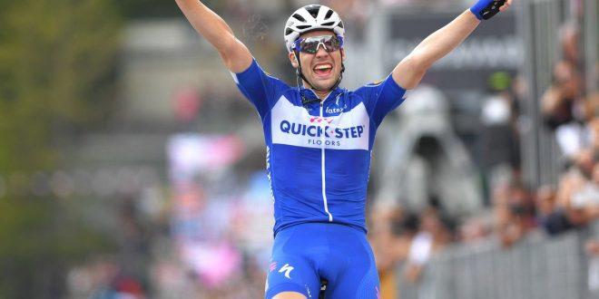 Giro di Germania 2018, di nuovo Quick Step: primo Schachmann