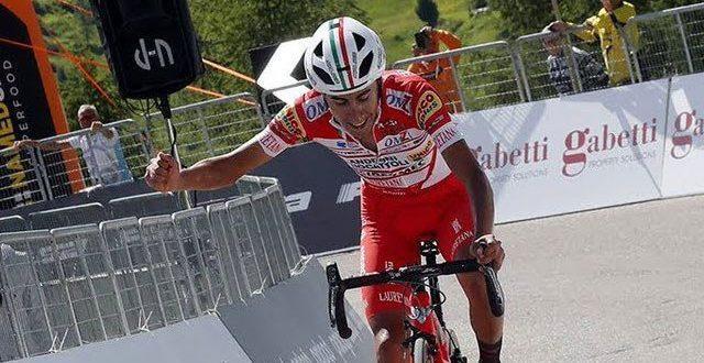 Vuelta a Burgos 2018, Androni-Sidermec corsara: a Sosa ultima tappa e generale