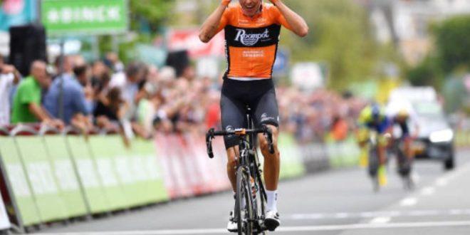 Binck Bank Tour 2018, fuga vincente di Van Der Hoorn