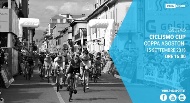 Ciclismo Cup, Coppa Agostoni 2018 in diretta streaming su Mondiali.net