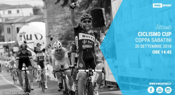 Ciclismo Cup, Coppa Sabatini – GP Peccioli 2018 in diretta streaming su Mondiali.net