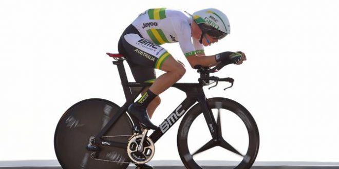 Innsbruck 2018, Rohan Dennis indiscusso re del tempo