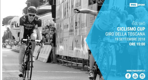 Ciclismo Cup, Giro della Toscana 2018 in diretta streaming su Mondiali.net