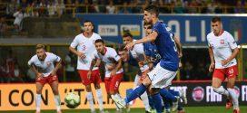 Italia – Polonia 1-1 nella sfida inaugurale della Nations League 2018