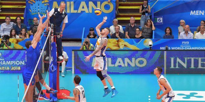 Volley, Mondiali 2018: Italia Ko con la Russia, ma vola alle Final Six