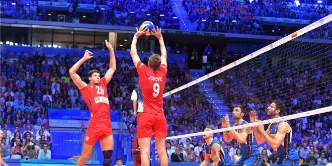 Volley, Mondiali 2018: disfatta Italia con la Serbia, finisce 0-3