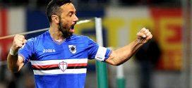 Serie A, è primo allungo Juve; Napoli Ko con la Samp, Quagliarella da cineteca