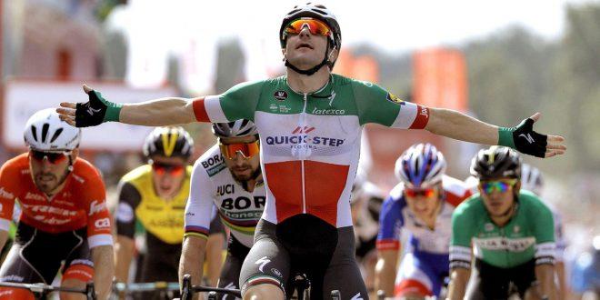 La Vuelta a Espana 2018 incorona Simon Yates, Viviani show a Madrid