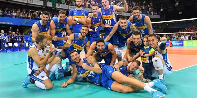 Volley, Mondiali 2018: Italia a gonfie vele, Belgio travolto 3-0
