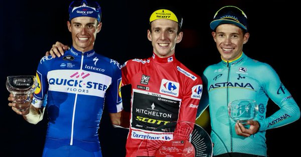La Vuelta 2018 consacra Simon Yates, continua la dittatura britannica nei Grand Tours