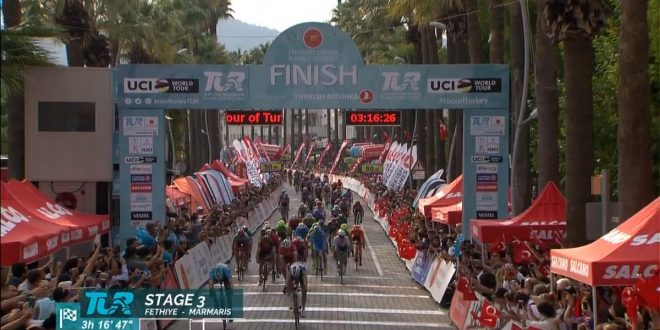 Giro di Turchia 2018, Bennett concede il bis