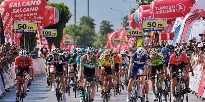 Giro di Turchia, Bennett primo ad Antalya. Terzo Consonni