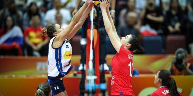 Volley, Mondiali femminili 2018: otto vittorie di fila, l'Italia vola alle Final Six