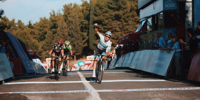 Giro di Turchia 2018, Lutsenko davanti a Ulissi nella tappa regina