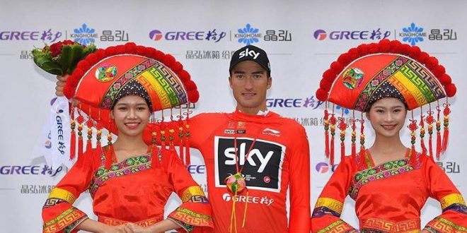 Gianni Moscon conquista il Tour of Guangxi 2018