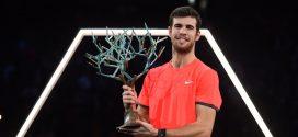 Masters 1000 Parigi-Bercy: Kachanov batte Djokovic, che torna n.1 atp