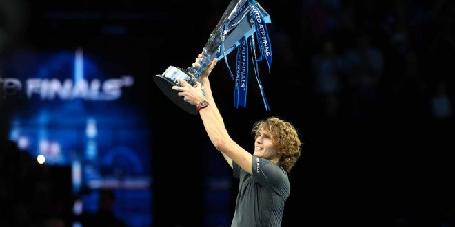 ATP World Tour Finals 2018, Zverev batte Djokovic ed è il nuovo Maestro