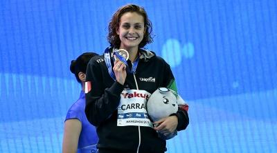 Nuoto, Mondiali vasca corta 2018: Carraro di bronzo, delusione Scozzoli