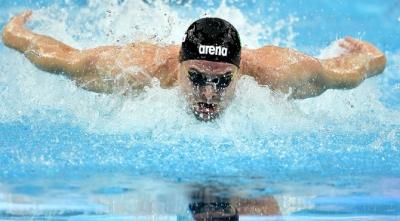 Nuoto, Mondiali vasca corta 2018: il ritorno del 'Bomber' Orsi