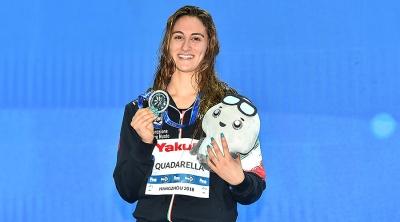 Nuoto, Mondiali vasca corta 2018: Quadarella nel gotha internazionale