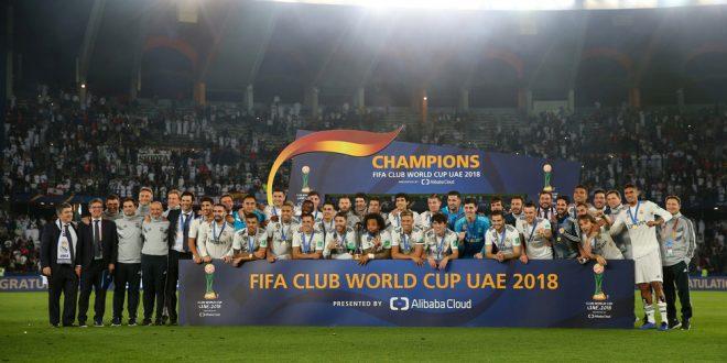 Calcio, Mondiale per club 2018: Real Madrid di nuovo campione