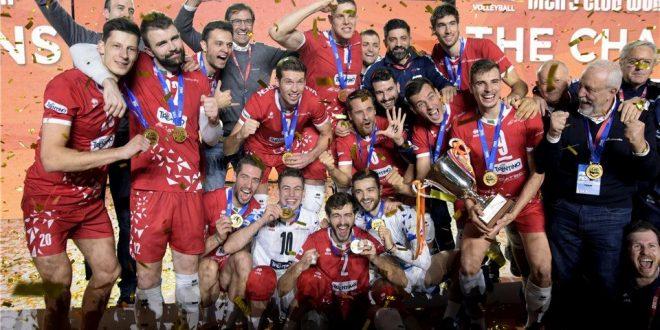 Volley, Trento campione del mondo: Ko Civitanova in una finale tricolore