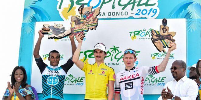Niccolò Bonifazio vince La Tropicale Amissa Bongo 2019
