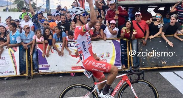 Vuelta al Tachira 2019, Androni bis nell'ultima tappa. Generale a Briceño