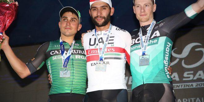 Vuelta a San Juan 2019, esordio vincente per Gaviria