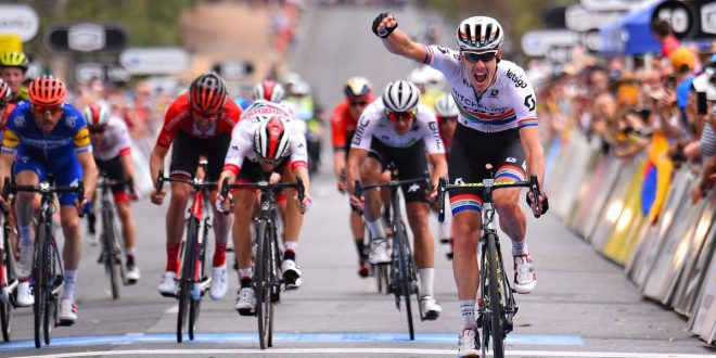 Tour Down Under 2019, Impey si impone a Campbelltown
