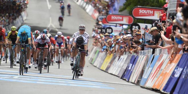 Tour Down Under 2019, primo sigillo di Sagan