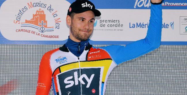 Tour de la Provence 2019, crono vincente di Filippo Ganna