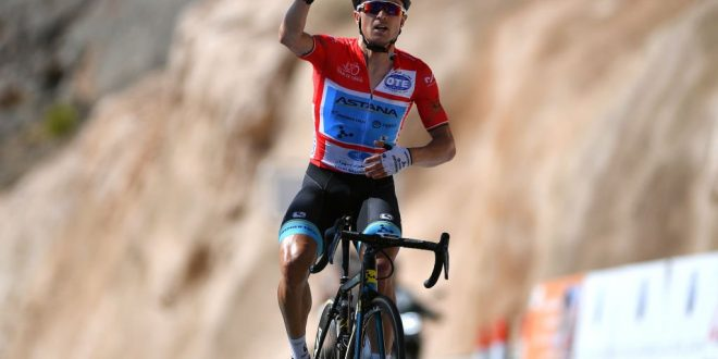 Tour of Oman 2019, Lutsenko doma anche la Green Mountain