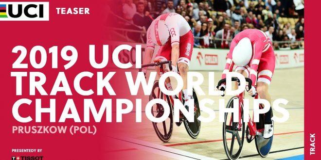 Ciclismo su pista, Mondiali Pruszkow 2019: il programma e i convocati dell'Italia
