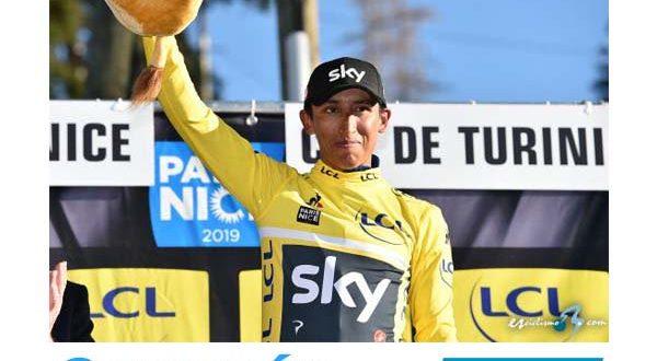Bernal vince la Parigi-Nizza 2019, ultima a Izagirre
