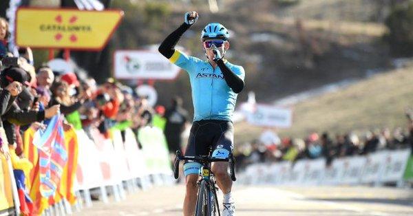 Volta a Catalunya 2019, tappa e maglia per Miguel Angel Lopez
