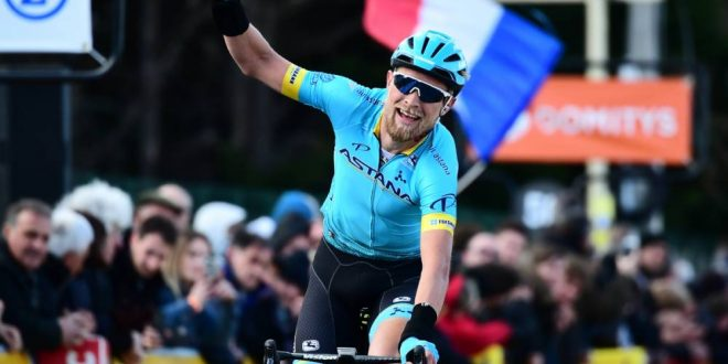 Parigi-Nizza 2019: Cort Nielsen primo a Pélussin, terzo Ciccone