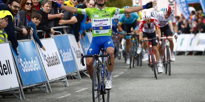 Paesi Baschi 2019, Alaphilippe di nuovo vincente