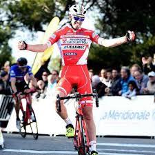 Giro dell'Appennino 2019, è show Androni: Cattaneo vince davanti a Masnada