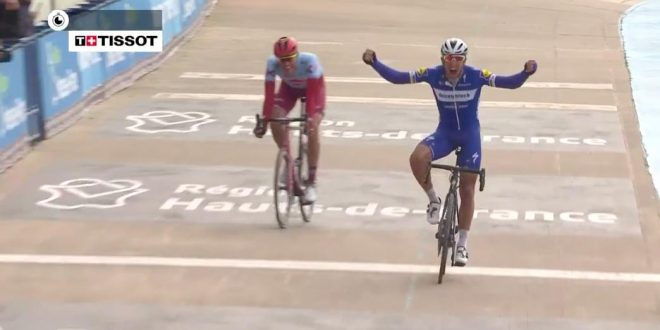 Parigi-Roubaix 2019, Gilbert nella leggenda!