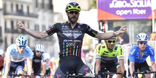 Giro di Sicilia 2019, si comincia nel segno di Stacchiotti