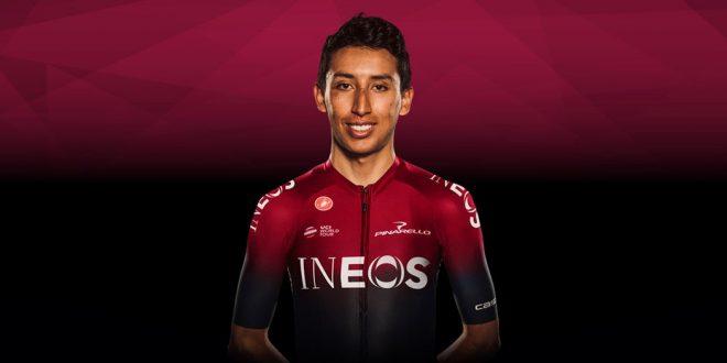 Bernal si rompe la clavicola, addio Giro d'Italia 2019
