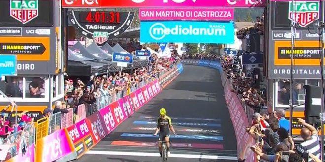 Giro d'Italia 2019, il ritorno di Esteban Chaves