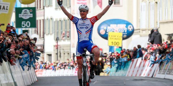 Giro di Romandia 2019, assolo di Kung