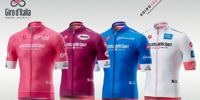 Giro d'Italia 2019, tutte le classifiche finali