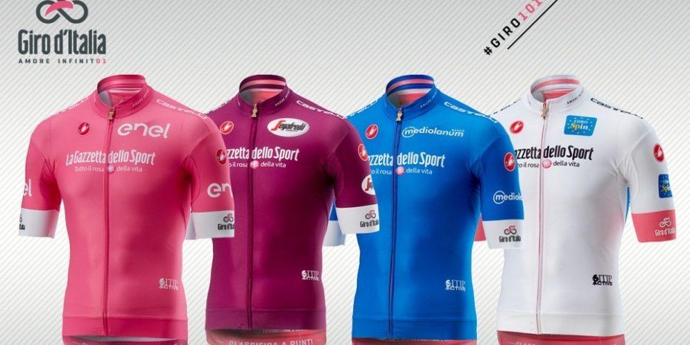 Giro d'Italia 2019, tutte le classifiche