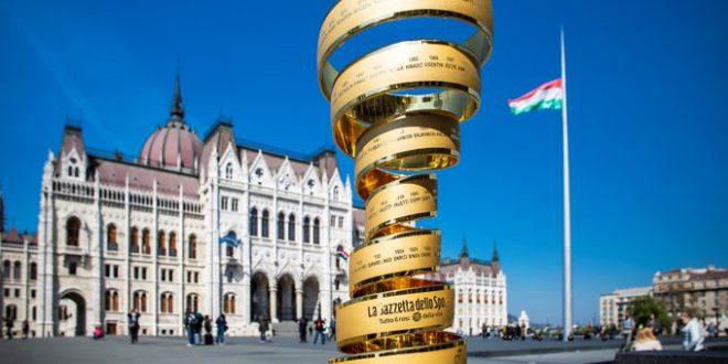 Giro d'Italia 2020, da Budapest la Grande Partenza: tre tappe in Ungheria