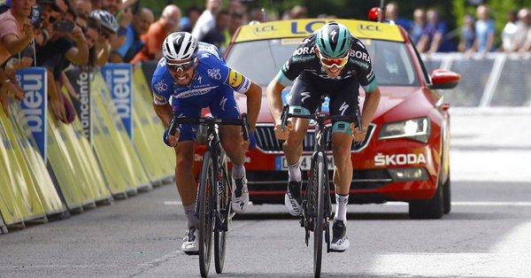 Giro del Delfinato 2019, fuga vincente di Alaphilippe