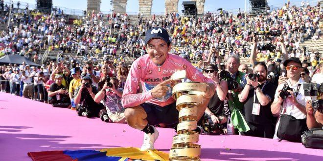 Il trionfo dell'outsider: l'irresistibile ascesa di Richard Carapaz al Giro d'Italia