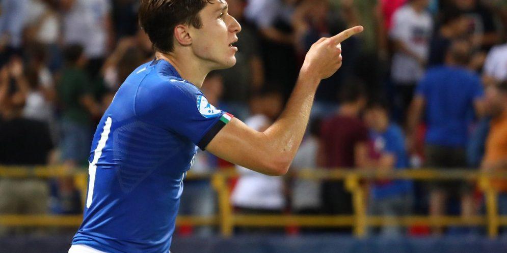 Euro U21 2019, grande esordio dell'Italia. Spagna sconfitta 3-1
